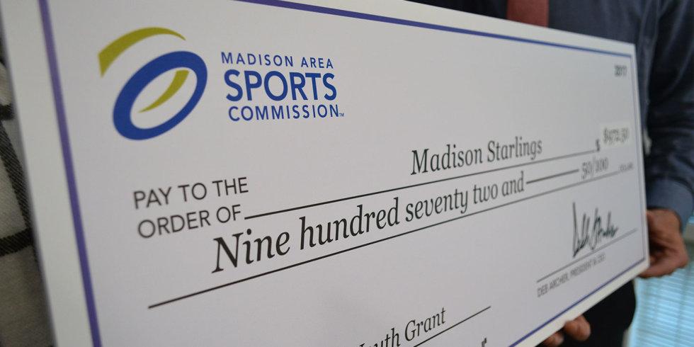 MASC Youth Grant 2017 Winner: Madison Starlings