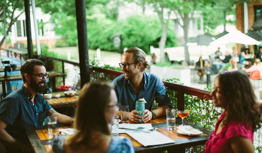 Best date restaurants in athens ga