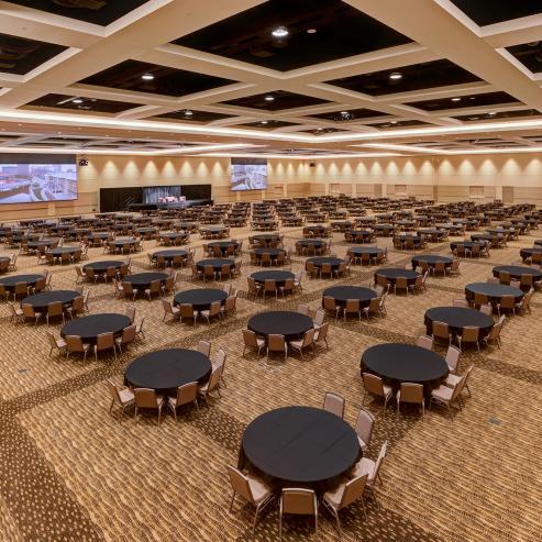 Mayo Civic Center Ballroom