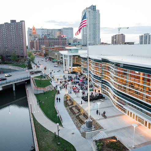 Mayo Civic Center Hosts Conventions And Events In Downtown Rochester Mn