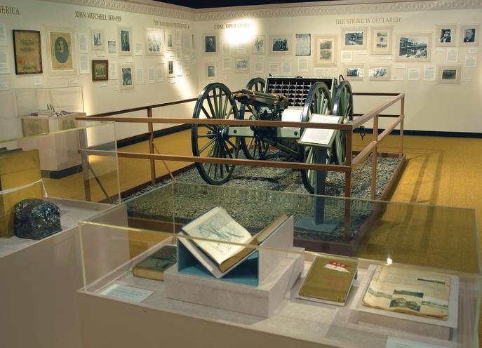 Anthracite Museum