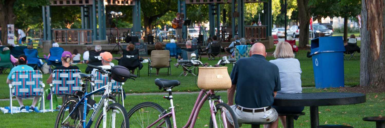 Hamilton Concert in the Park