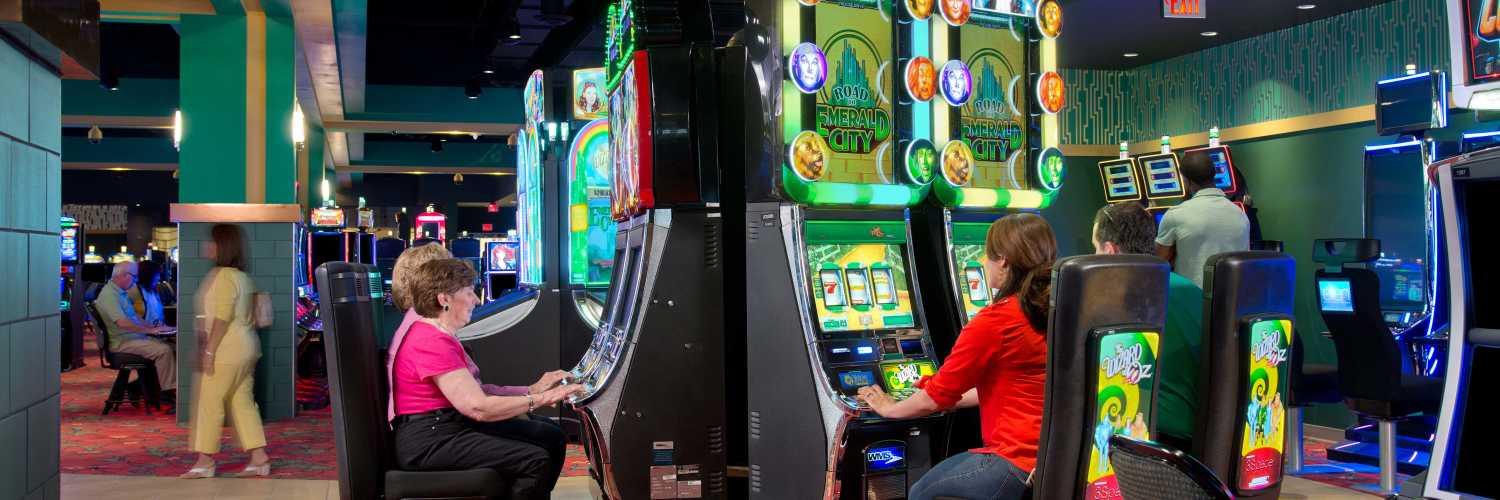 YBR Casino Oz games
