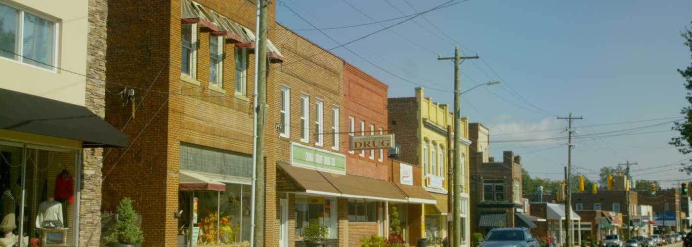 Downtown China Grove
