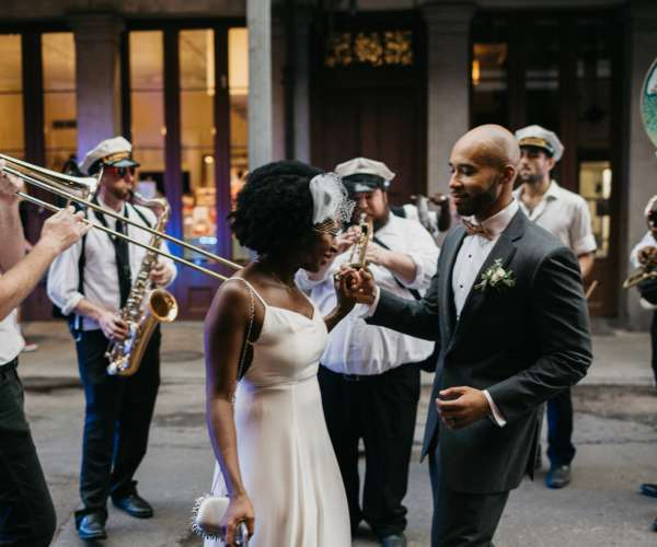 New Orleans-Style Upgrades for a Standout Wedding Reception