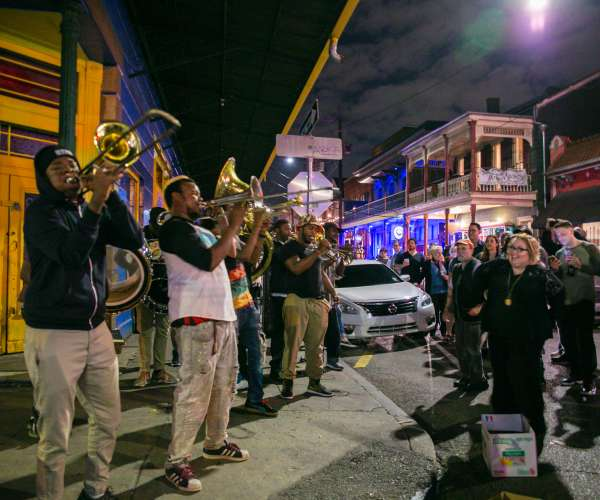 Frenchmen Street- Live Band