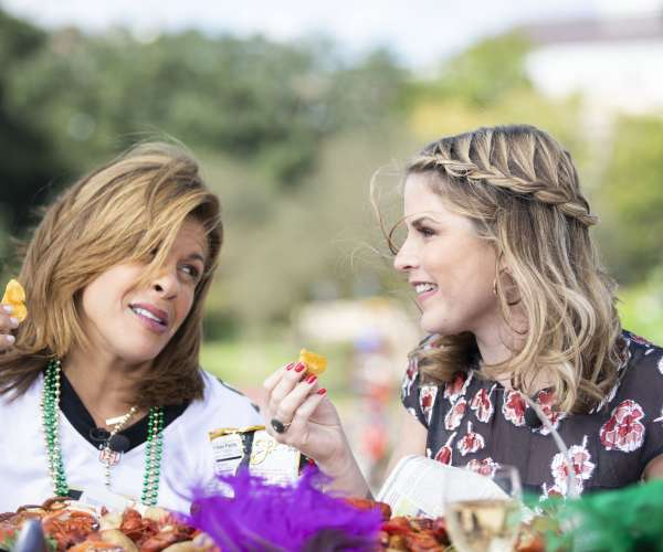 Top 10 NOLA Spots from NBC's TODAY with Kathie Lee & Hoda
