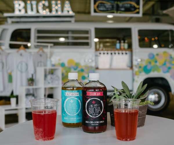 Big Easy Bucha - New Orleans