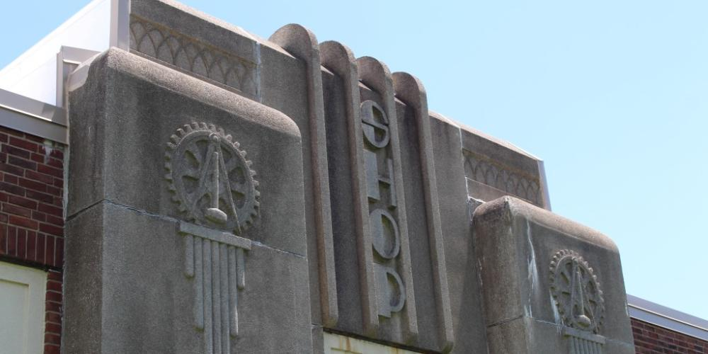 Explore Art Deco Architecture In Alexandria S Del Ray Neighborhood