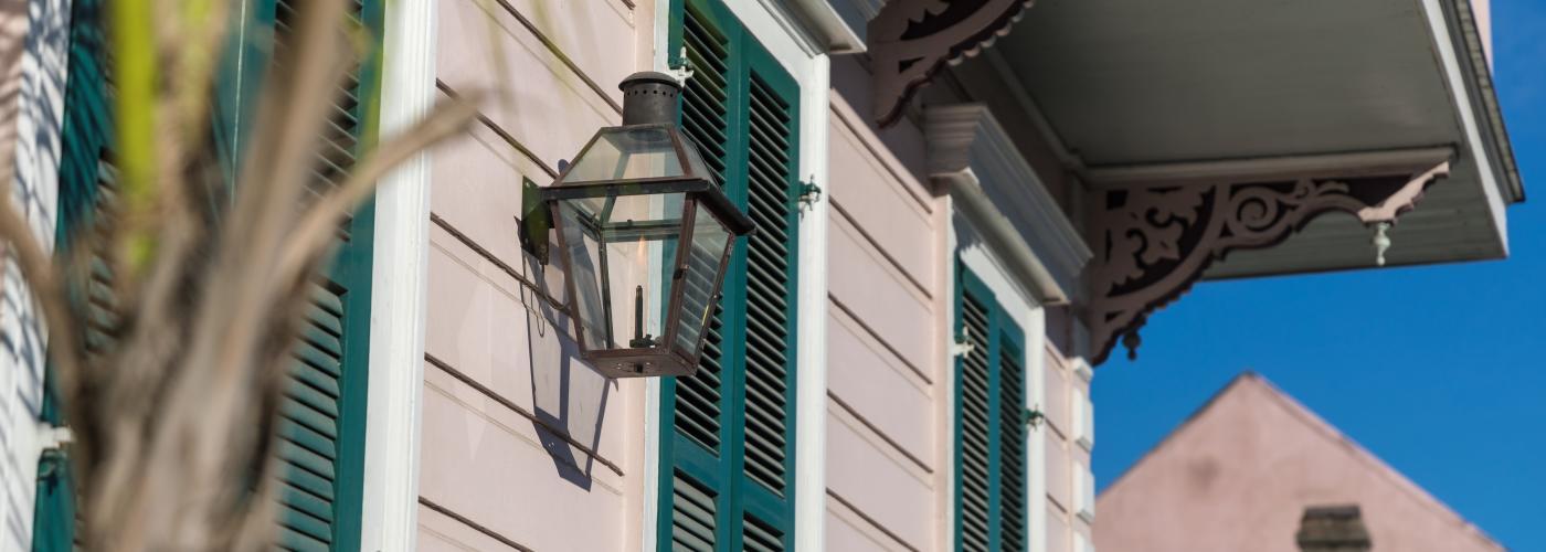 French Quarter Architecture