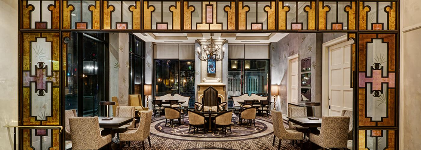 LOEWS Hotel Lobby