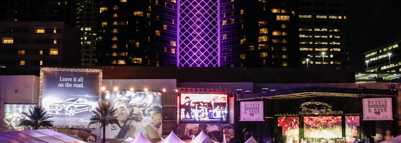 Emeril Lagasse Foundation's Boudin, Bourbon and Beer Festival