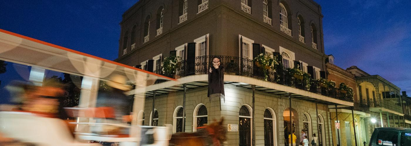 La Laurie Mansion - Halloween 2016