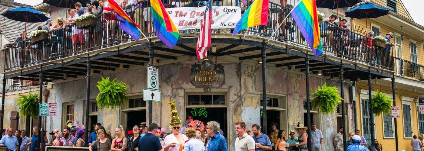 a gay quarter
