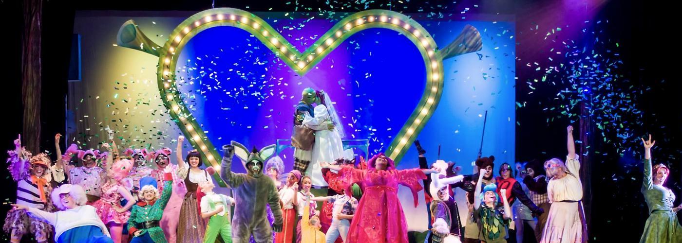 Shrek Finale- Rivertown Theaters