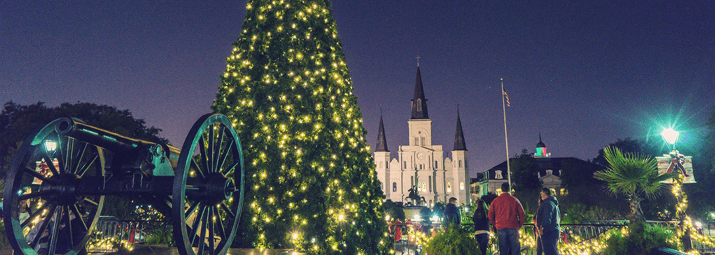 Holidays In the French Quarter