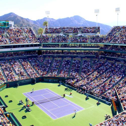 indian wells tennis garden stadium bnpparibas