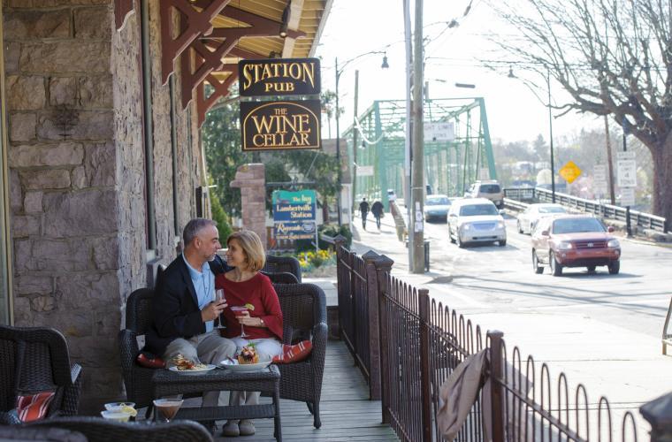 Riverside Restaurants