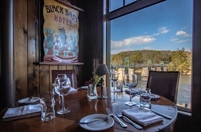 Romantic restaurants bucks county
