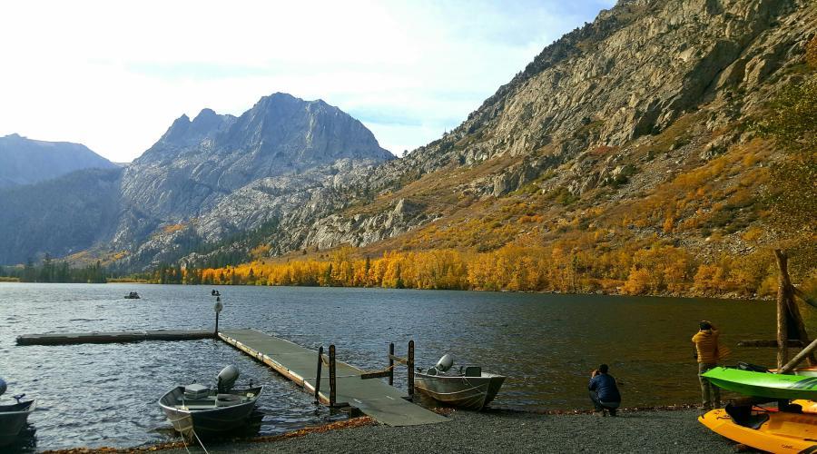 June Lake Loop October 10, 2016 Fall Colors
