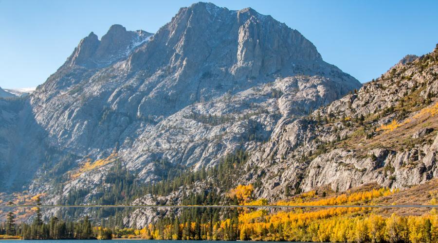 Silver Lake Fall Colors