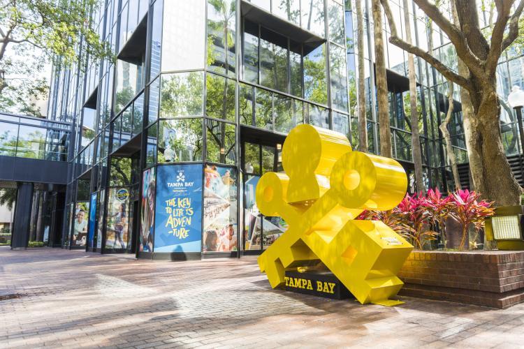 Unlock Tampa Bay Visitors Center