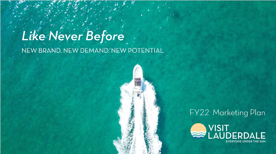 FY2022 Marketing Plan - Like Never Before - New Brand, New Demand, New Potential
