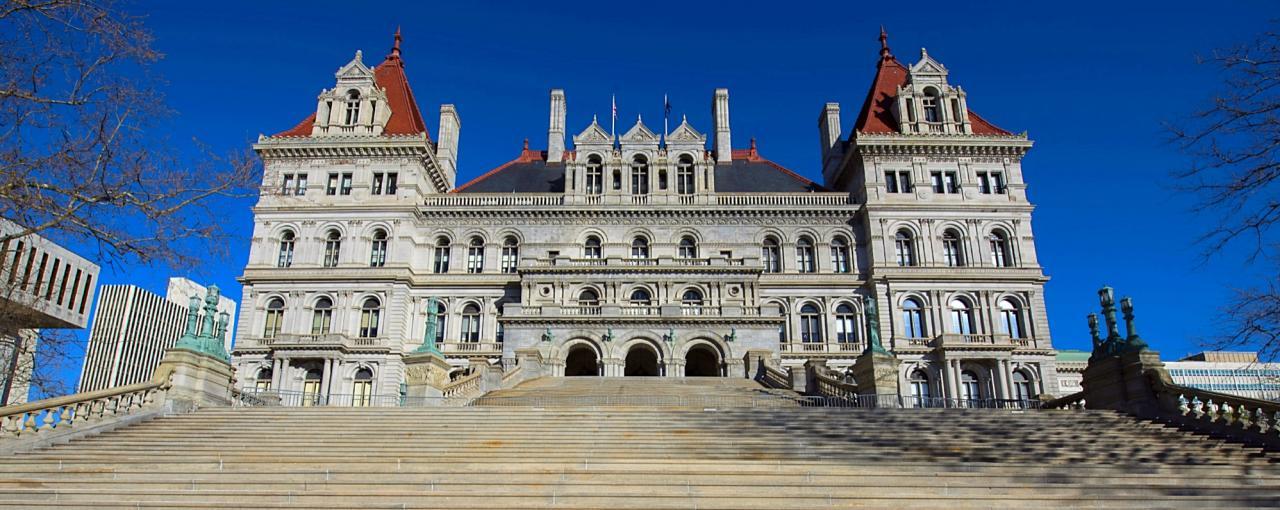... NYS Capitol Building   Albany,NY