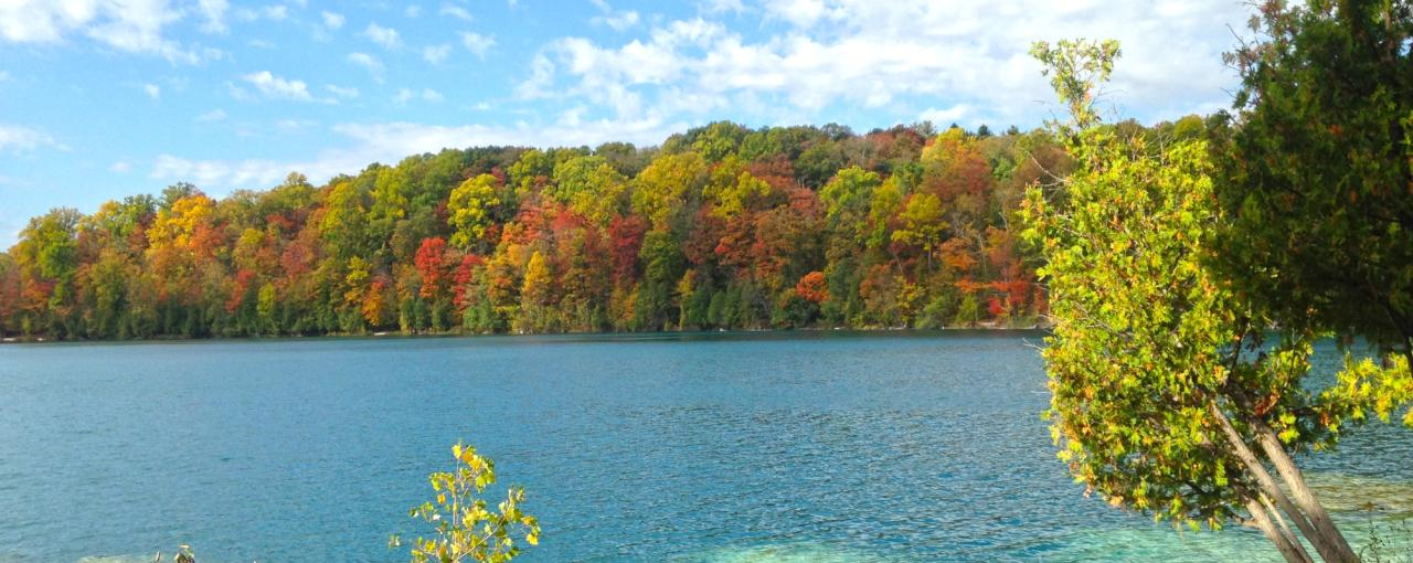 Green Lakes State Park - Syracuse NY Itineraries, Things To Do & Places To Stay