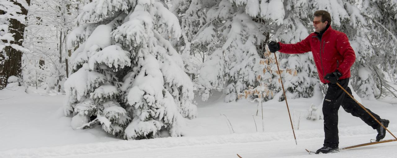 Events - Winter X Country Skiing