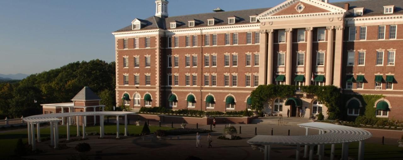 Culinary Institute of America Roth Hall