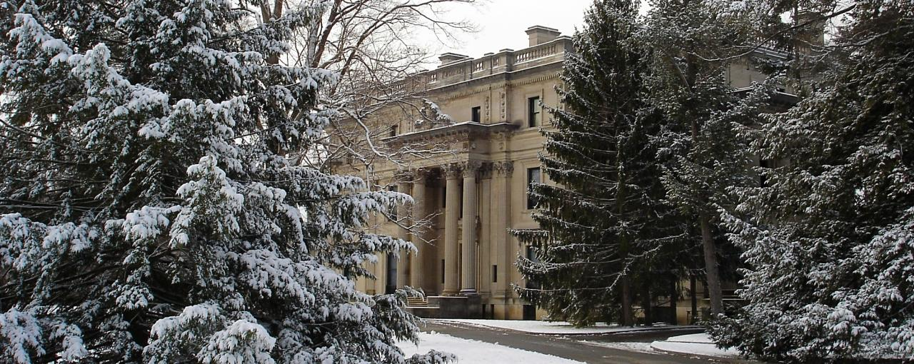 Vanderbilt Mansion - Photo by Dutchess County Tourism