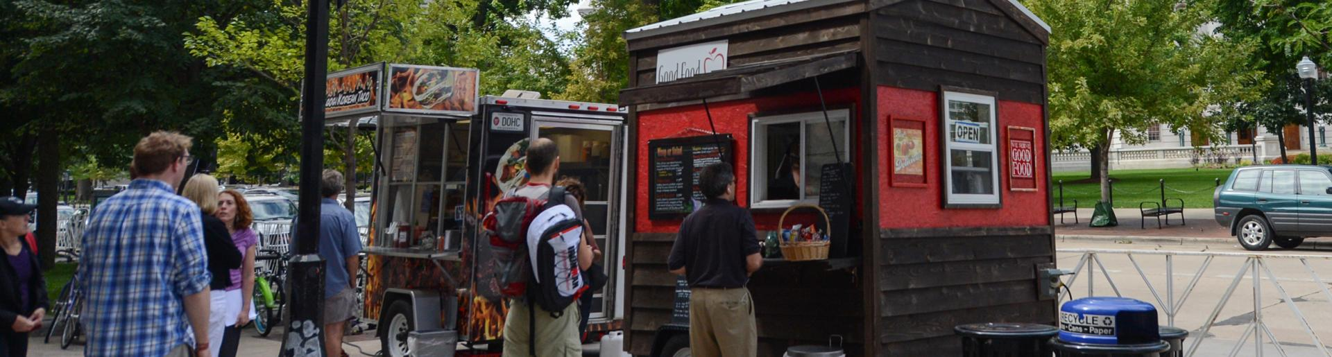 Food Carts in Madison