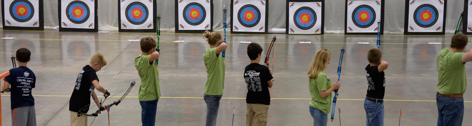NASP Archery Tournament