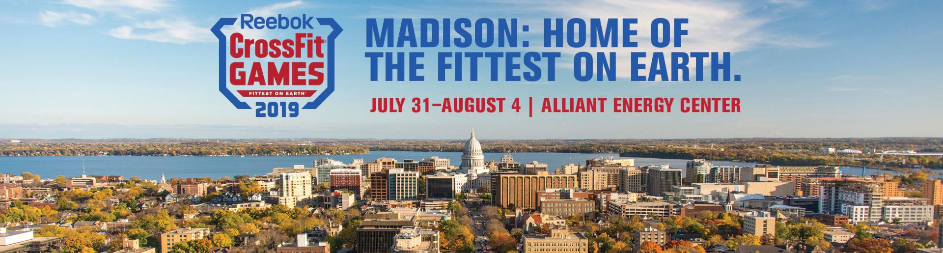 Getting Around 2018 Crossfit Games In Madison Wi