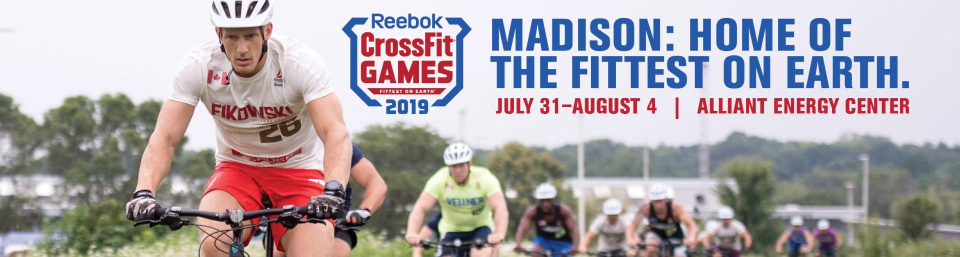 The Fittest City Welcomes The Fittest On Earth 2018 Crossfit Games
