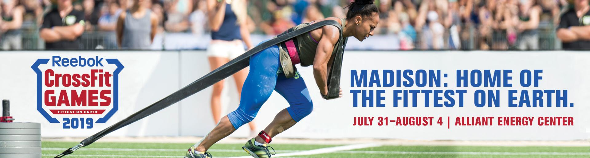 Things To Do 2018 Crossfit Games In Madison Wi