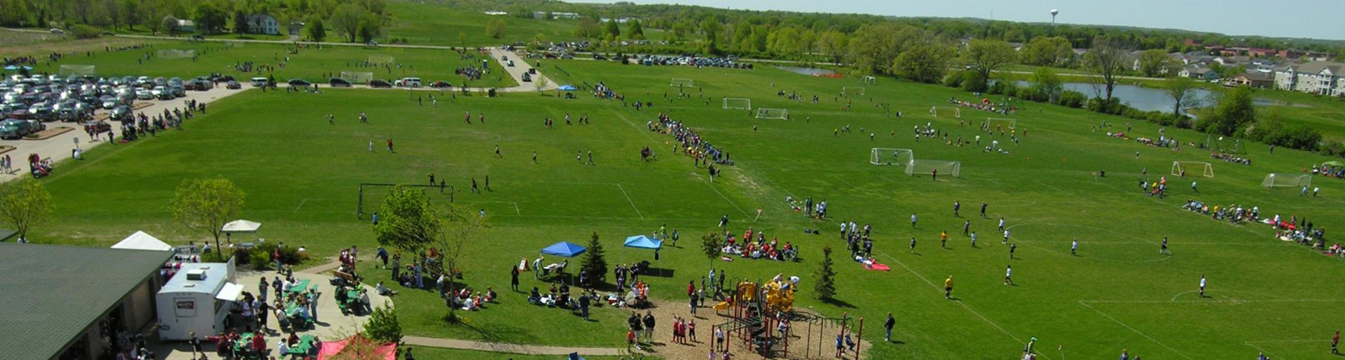 Madison Sports Venues :: Reddan Soccer Field