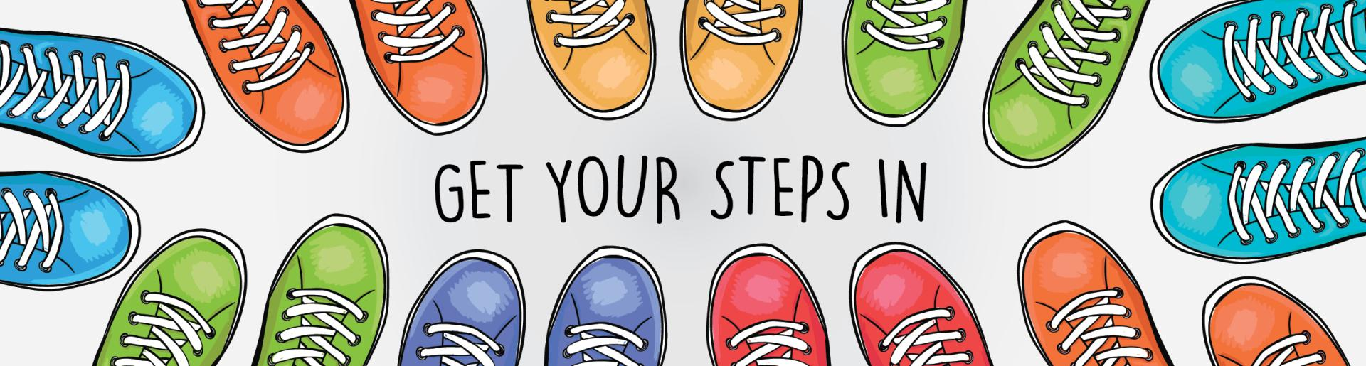 Get Your Steps In