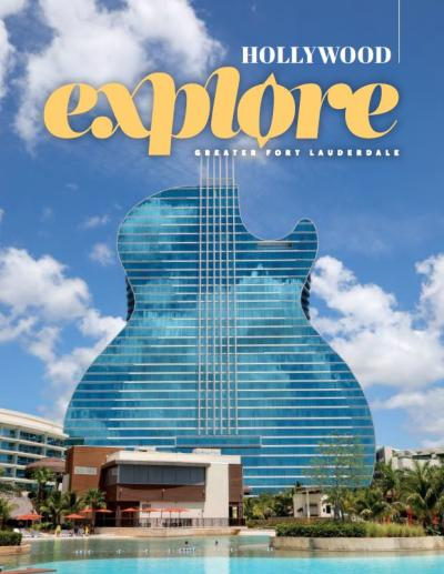 The Seminole Hard Rock Guitar Hotel