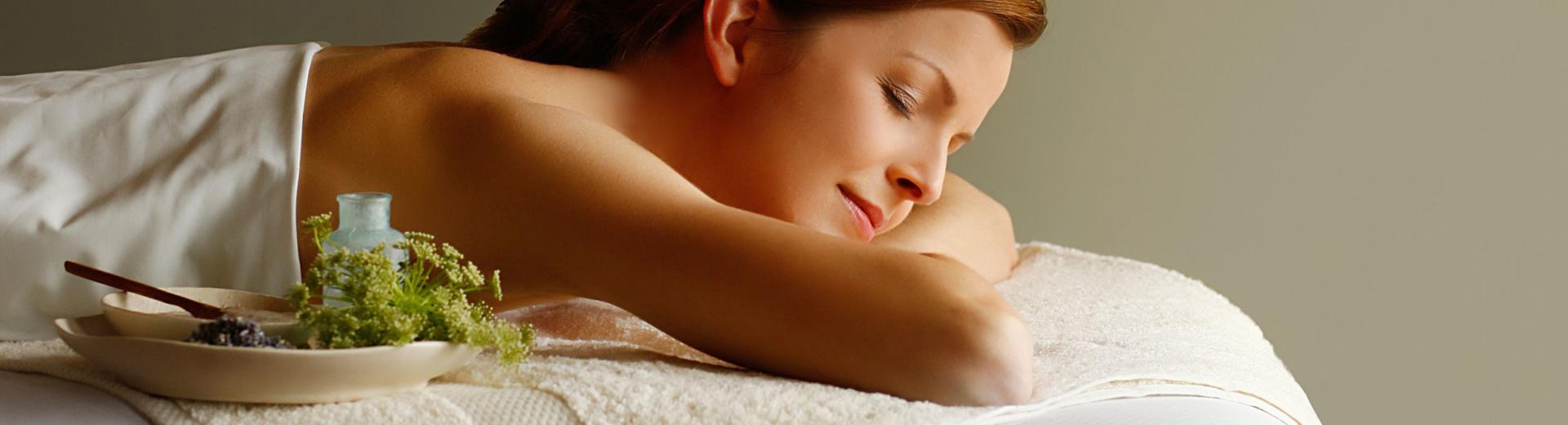 Hershey woman in spa