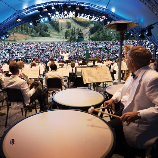 Deer Valley Summer Concert Symphony