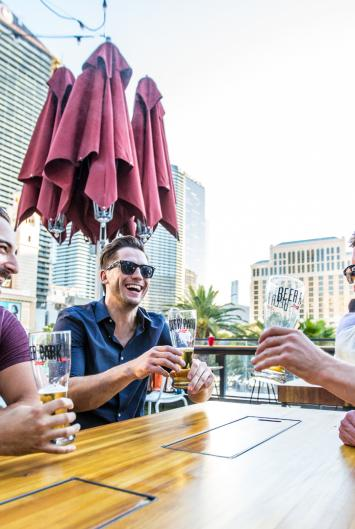 How to Pull off the Ultimate Sports Vegas Weekend