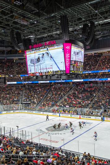 Las Vegas Sports Round Up