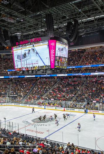 Las Vegas Golden Knights Hockey Game