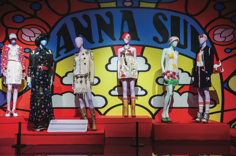 Anna Sui at NSU Art Museum
