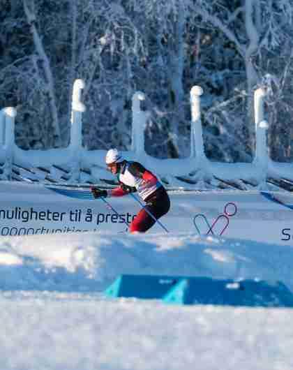World Cup Para Ski på Lillehammer