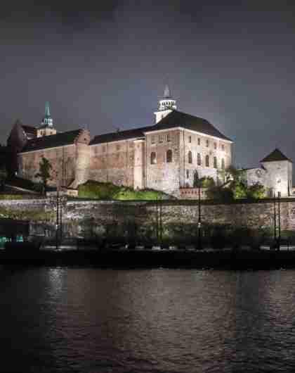 Akershus festning i Oslo