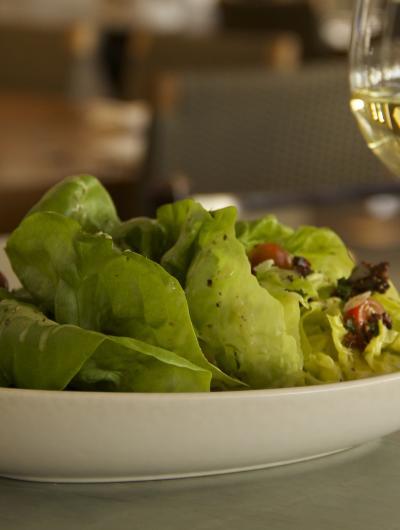 hexx at paris simple salad