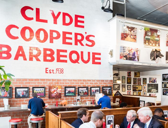 Clyde Cooper S Bbq Raleigh N C